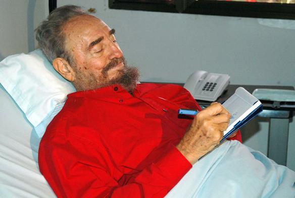 Fidel Castro y sus profecías